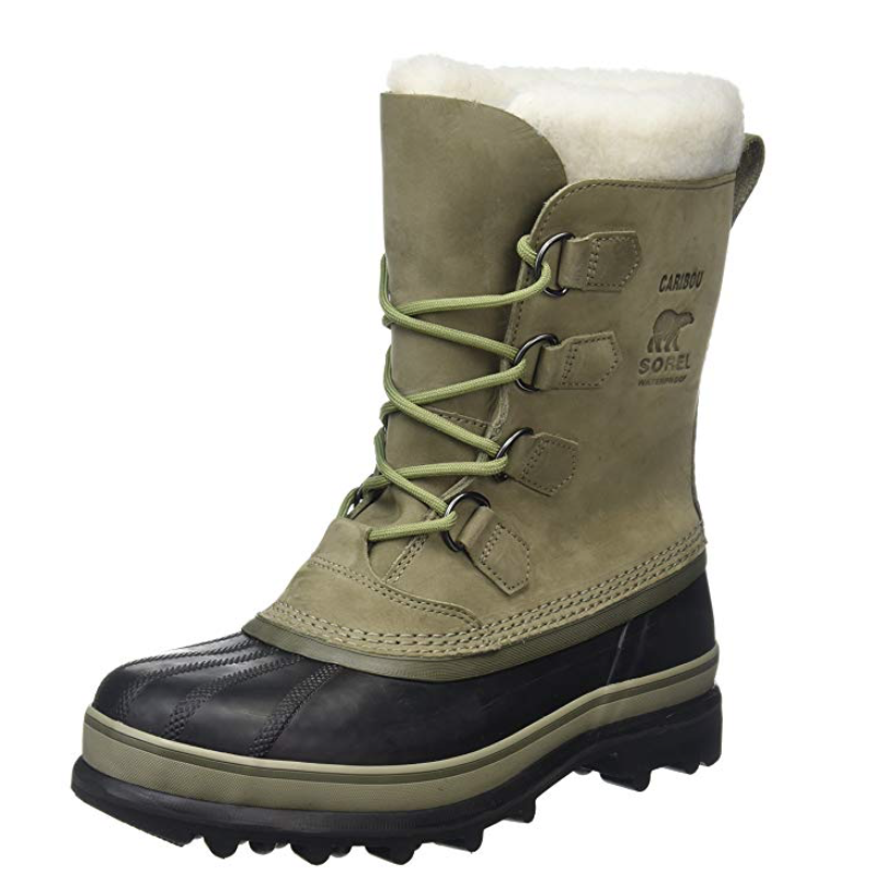 Sorel Caribou mens winter boot