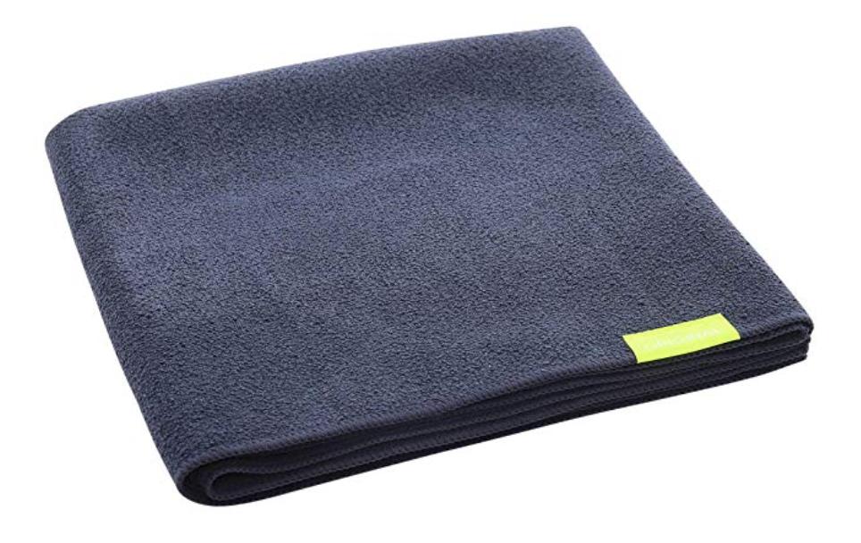 Aquis hair towel for men