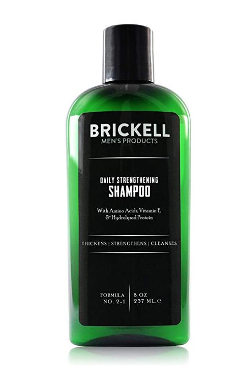 Brickel Daily Strengthening Shampoo For Men