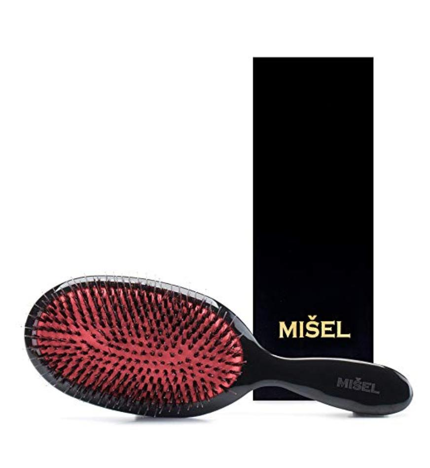 Misel Boar Bristle Hair Brush