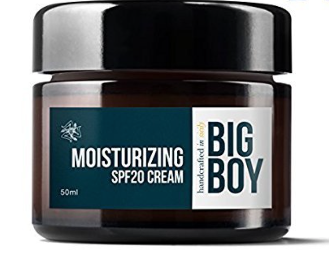Big Boy Men's Facial Moisturizer With SPF 20