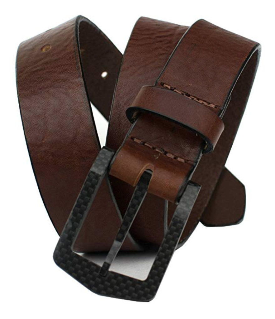 Nickel smart the stealth brown belt