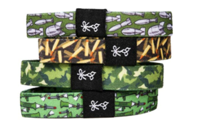 hair ties for guys the combat pack