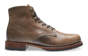 Wolverine Evans Boot stone leather