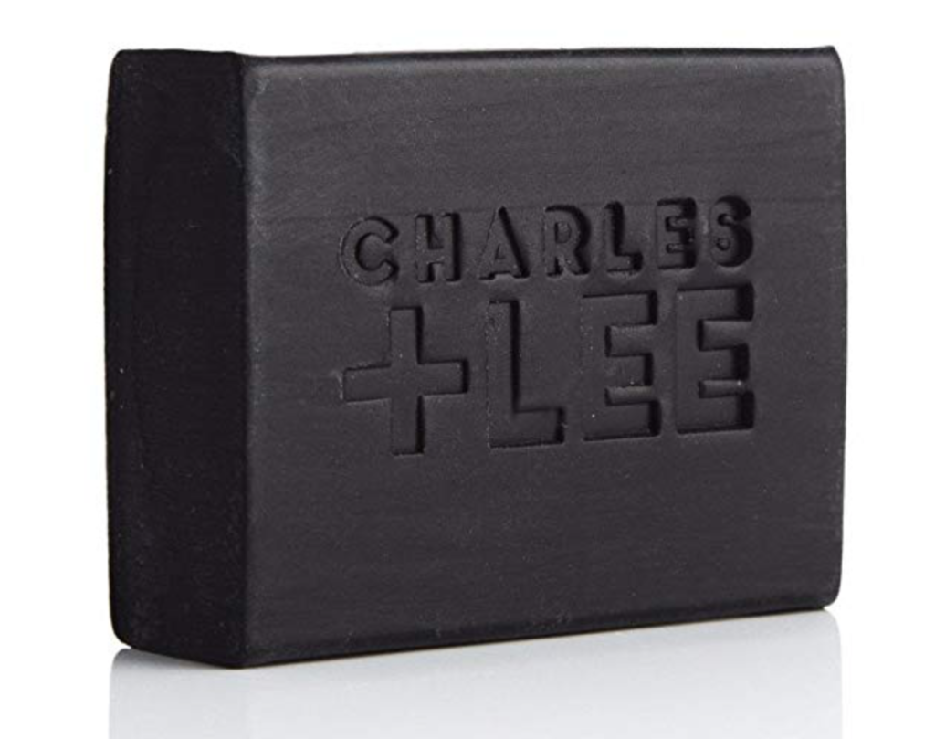 charles and lee exfoliating charcoal bar soap