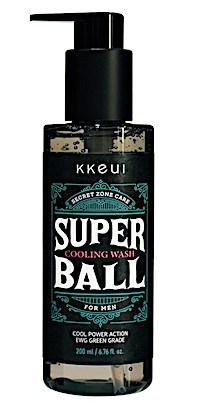 Bottle of Kkeul super ball wash