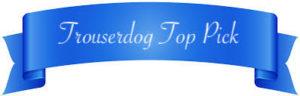 Trouserdog Top Pick Blue Ribbon
