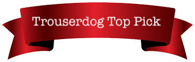 Trouserdog Top Pick Banner for best face moisturizers for men with SPF