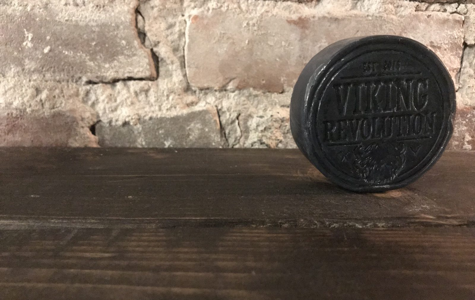Viking Revolution Activated Charcoal Body Soap Review