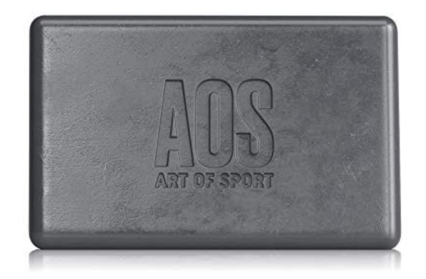 ART OF SPORT CHARCOAL BAR SOAP FOR MEN 3.75 OUNCES
