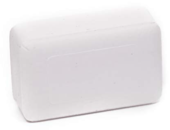 Dermaharmony salicylic bar soap for acne plain white bar