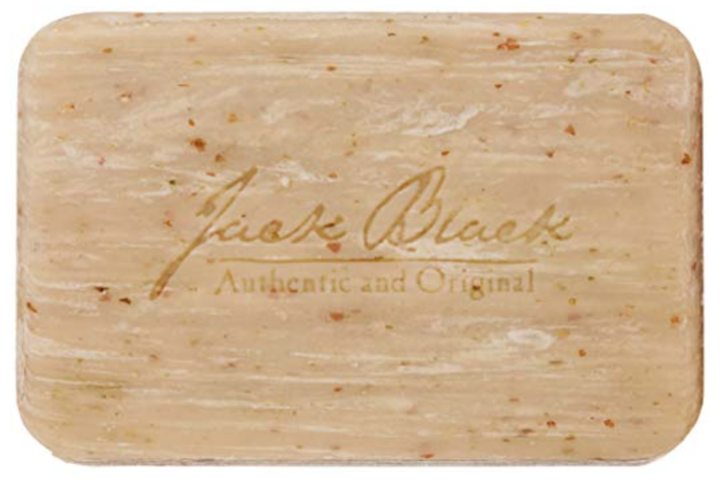 Jack Black Turbo Exfoliating Bar soap for men 6 ounces