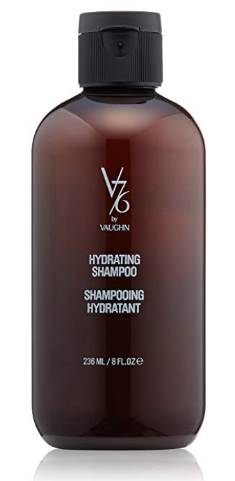 Bottle of V76 by Vaughn best smelling Hydrating Shampoo for men