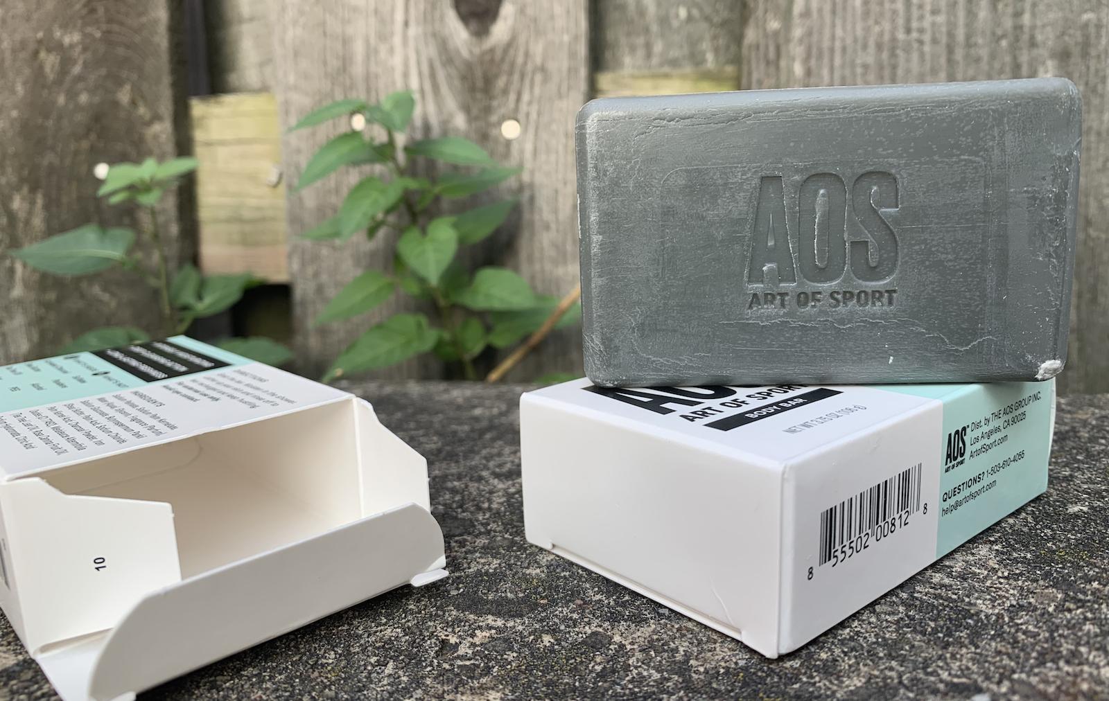 Art of Sport Body Bar Soap Review