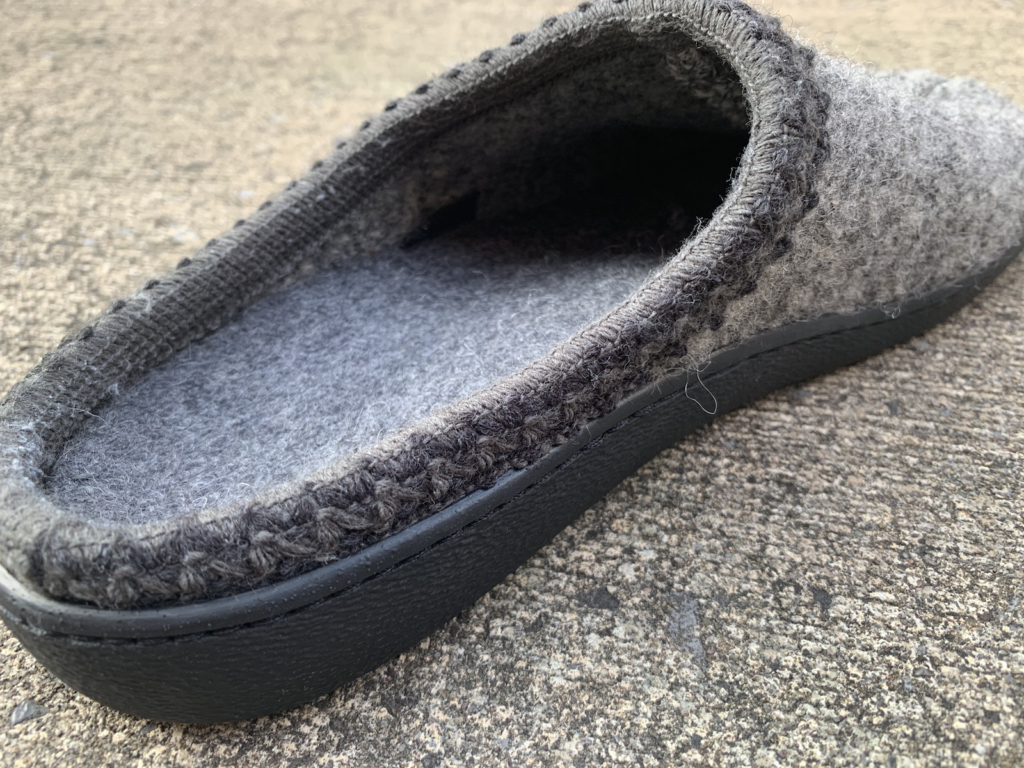 haflinger at classic hard sole footbed view