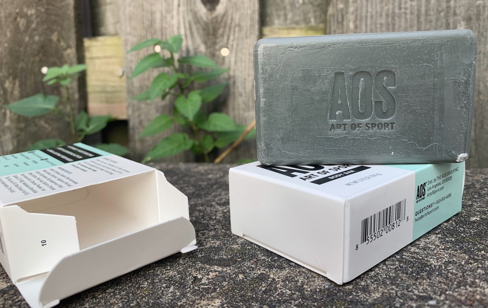 Art of Sport Body Bar Soap Review