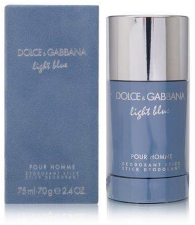 Stick of Dolce & Gabbana light blue