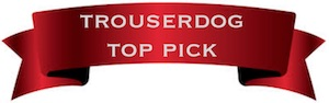 Trouserdog top pick banner for best body and balls wipes