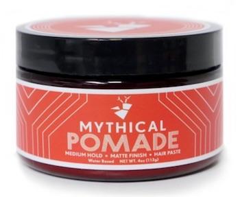 Jar of Beard and Lady Mythical Pomade