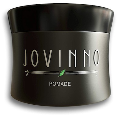 Jar of Jovinno matte pomade