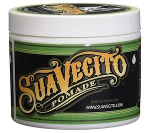 Jar of Suavecito shine free matte pomade - best matte pomades