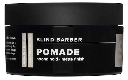 Jar of Blind Barber 90 Proof Pomade