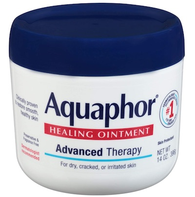 Jar of Aquaphor Healing Ointment