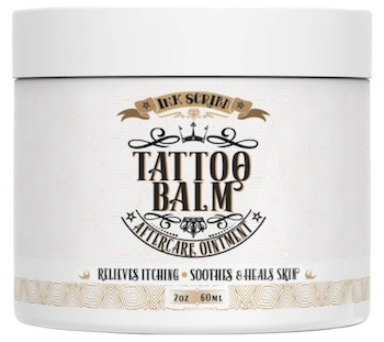 Jar of Ink Scribd Tattoo Balm