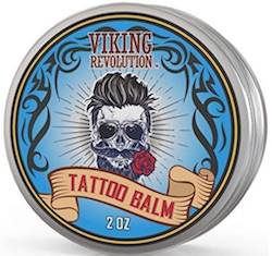 Tin of Viking Revolution Tattoo Balm