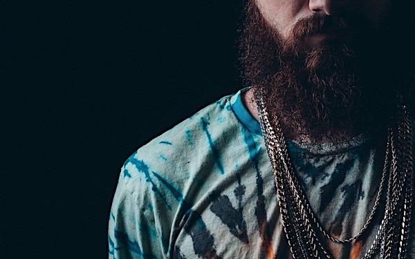 Man with a beard