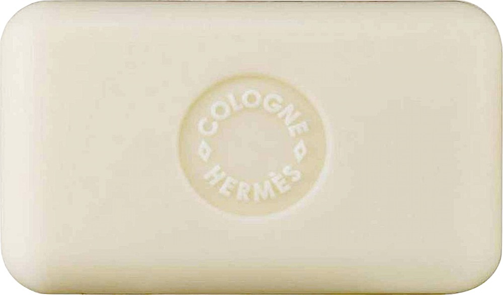 Bar of Hermès Eau d'Orange Verte soap