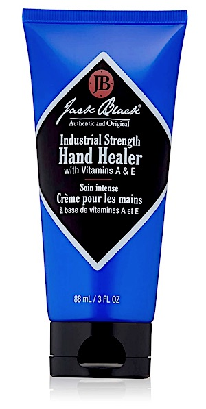 Bottle of Jack Black Industrial Strength Hand Healer