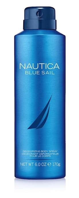 Bottle of Nautica Blue Sail Body Spray