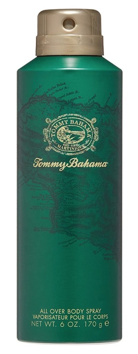 Bottle of Tommy Bahama SS Martinique body spray