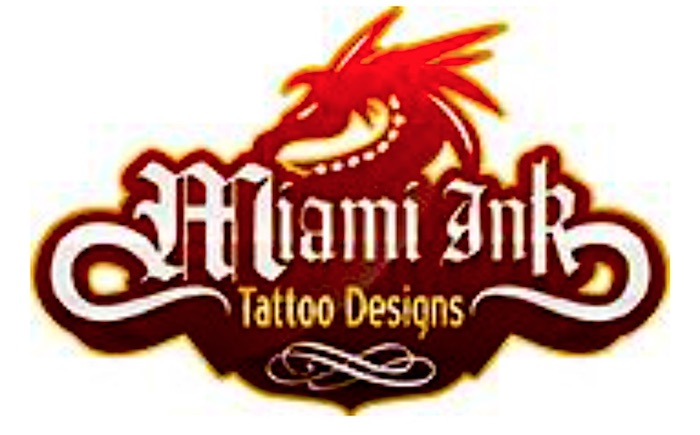 Miami Ink Tattoo Designs logo